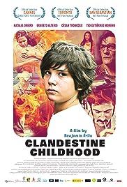Clandestine Childhood Poster