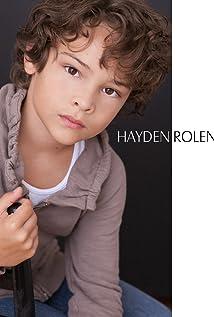 Aktori Hayden Rolence