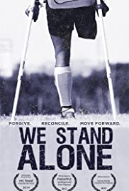 We Stand Alone Poster