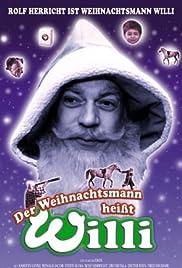 Der Weihnachtsmann heißt Willi Poster