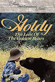 Goldy: The Last of the Golden Bears Poster