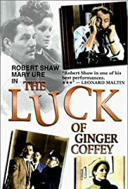 The Luck of Ginger Coffey Poster