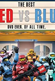 The Best Red vs. Blue. Ever. Of All Time Poster