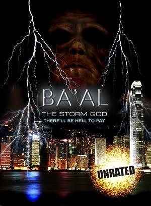 Ba'al, el dios de la Tormenta -