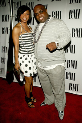 Elise Neal and CeeLo Green