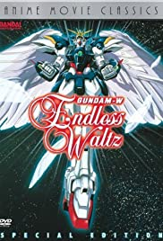 Gundam Wing: The Movie - Endless Waltz Poster