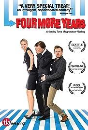 Fyra år till Poster