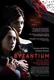 Byzantium Sam Riley Warren Brown Gemma Arterton