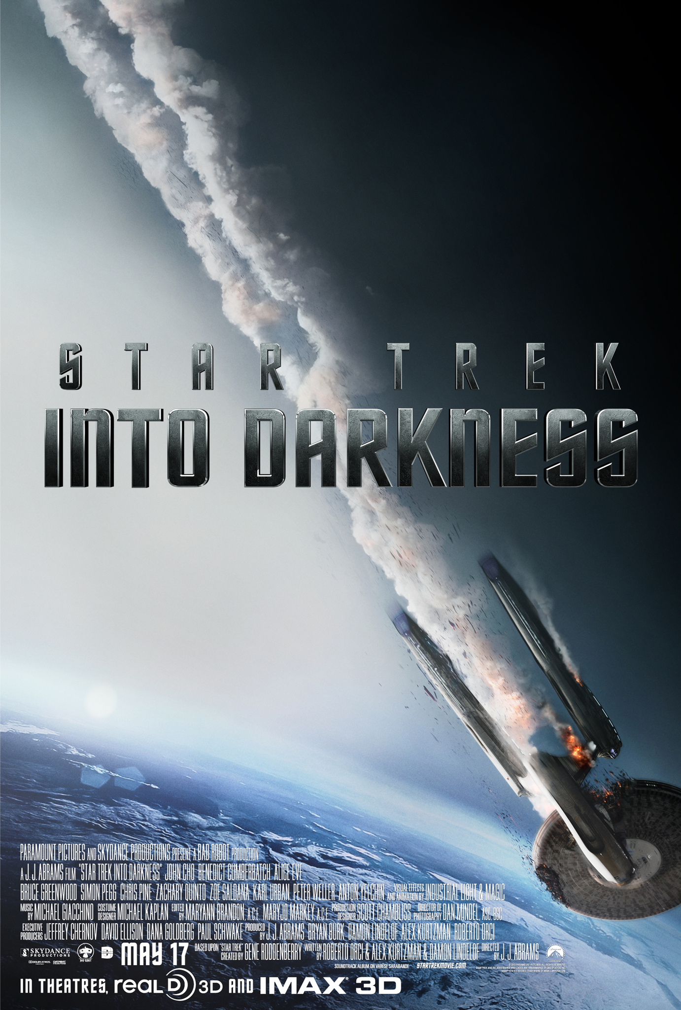 Star Trek Into Darkness 2013 Hindi Dubbed