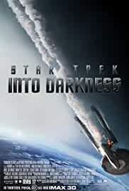 Star Trek Into Darkness cartel de la película