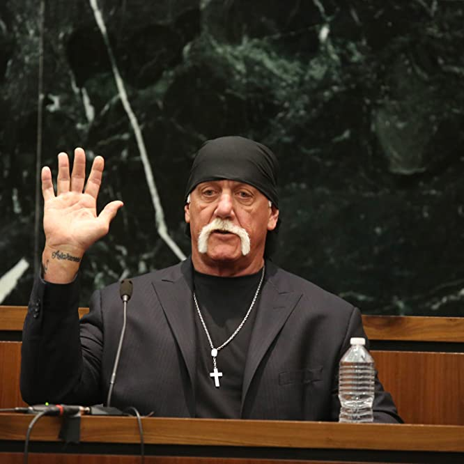 Hulk Hogan in Nobody Speak: Hulk Hogan, Gawker and Trials of a Free Press (2017)