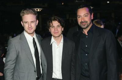 James Mangold, Ben Foster, and Emile Hirsch