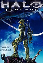 Halo Legends Poster