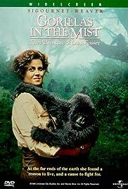 Gorillas in the Mist Poster