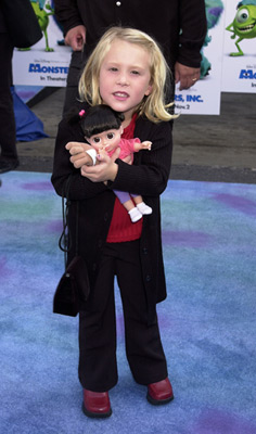 Mary Gibbs at an event for Monsters, Inc. (2001)