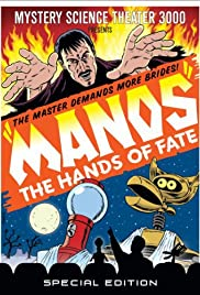 'Manos' the Hands of Fate Poster