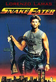 Snake Eater (1989) Poster - Movie Forum, Cast, Reviews