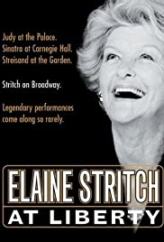 Elaine Stritch at Liberty Poster