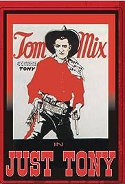 Just Tony Poster