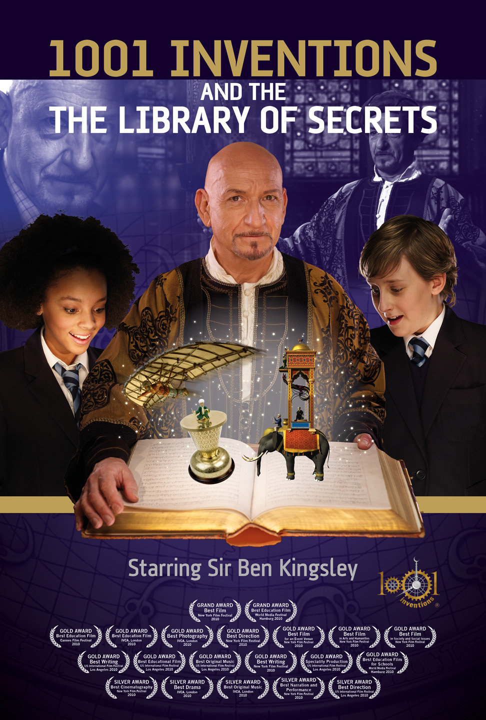 image 1001 Inventions and the Library of Secrets Watch Full Movie Free Online