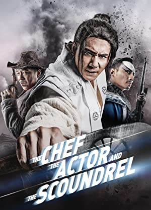The Chef, The Actor, The Scoundrel full movie streaming