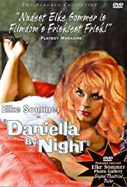 Daniella by Night Poster