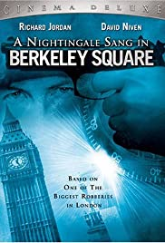 A Nightingale Sang in Berkeley Square Poster