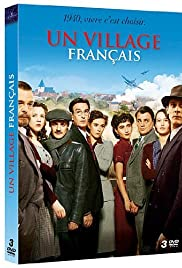 Un village français Poster - TV Show Forum, Cast, Reviews