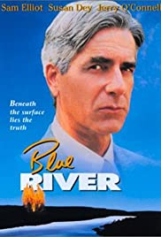 Blue River Poster