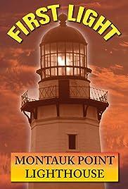 First Light: Montauk Point Lighthouse Poster