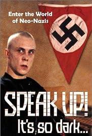 Tala! Det är så mörkt(1993) Poster - Movie Forum, Cast, Reviews