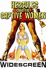 Hercules and the Captive Women Poster