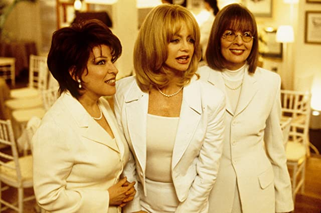 Goldie Hawn, Diane Keaton, and Bette Midler in The First Wives Club (1996)