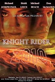 Knight Rider 2010 (1994) Poster - Movie Forum, Cast, Reviews