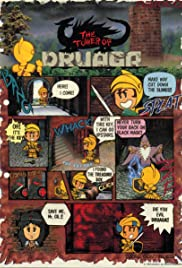 The Tower of Druaga Poster