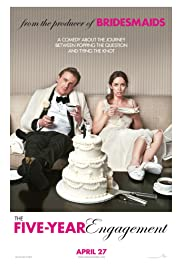 The Five-Year Engagement (2012) Poster - Movie Forum, Cast, Reviews