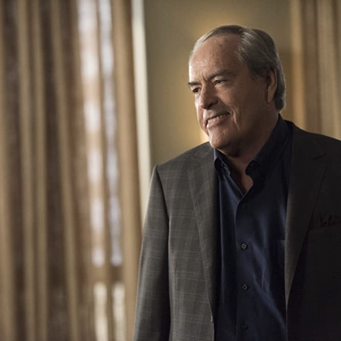 Powers Boothe in Agents of S.H.I.E.L.D. (2013)