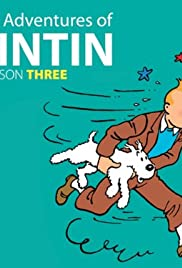Tintin in America Poster