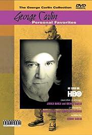George Carlin: Personal Favorites Poster