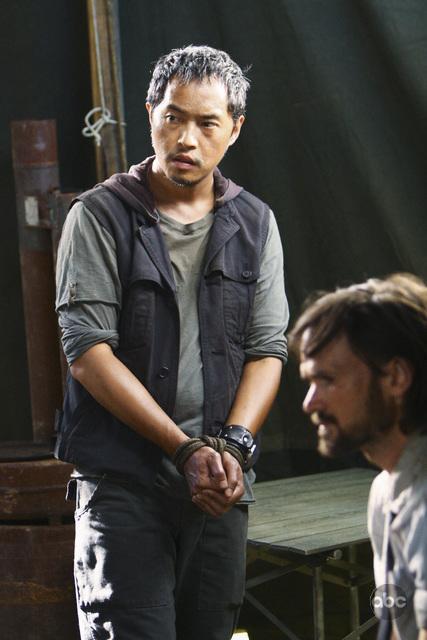Ken Leung in Lost (2004)