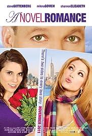 A Novel Romance Poster