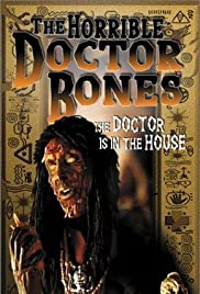 The Horrible Dr. Bones Poster