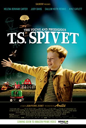Picture of The Young and Prodigious T.S. Spivet