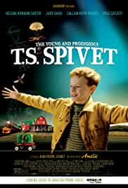 The Young and Prodigious T.S. Spivet poster do filme