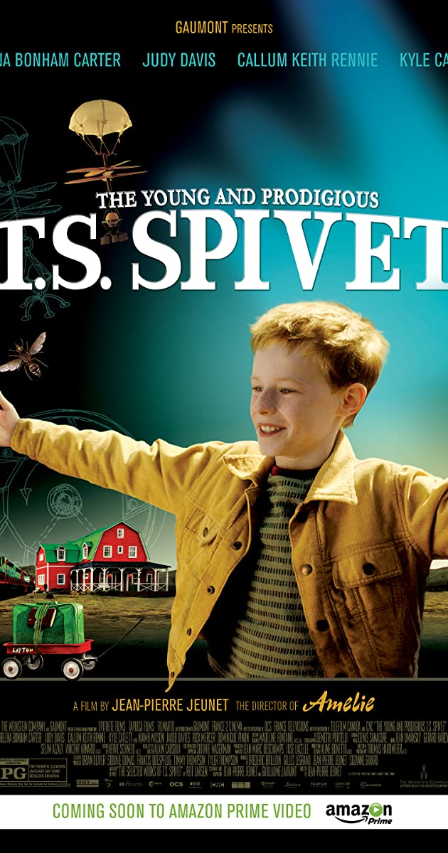 The Young and Prodigious T.S. Spivet (2013) - IMDb