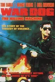 War Dog(1987) Poster - Movie Forum, Cast, Reviews
