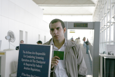 Omar Berdouni in United 93 (2006)