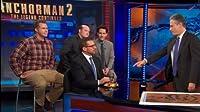 Will Ferrell, David Koechner, Paul Rudd & Steve Carell