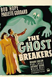 The Ghost Breakers (1940) Poster - Movie Forum, Cast, Reviews