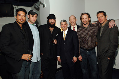 Benjamín Benítez, Gary Cole, Ryan Hurst, J.K. Simmons, and Josey Scott
